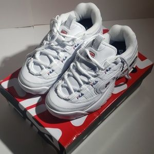 Fila Womens D-Formation Sneakers